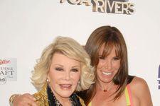 Melissa Rivers Responds To Joan Rivers Oscar Snub