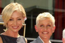 Ellen DeGeneres And Portia De Rossi Spoof Kim Kardashian's Photo