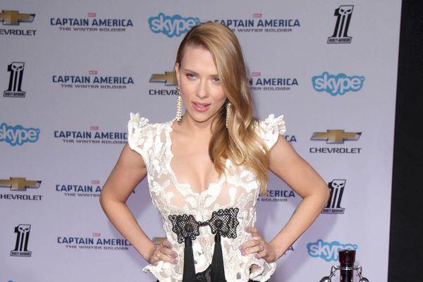 Fame10 Fashion Evolution: Scarlett Johansson