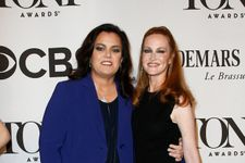 Michelle Rounds Slams Ex Rosie O'Donnell In Nasty Custody Battle