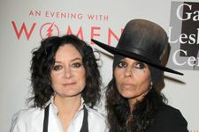 Sara Gilbert Welcomes A Son With Wife Linda Perry