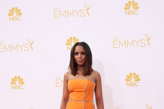 Fame10 Fashion Evolution: Kerry Washington