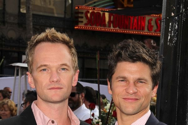 9 Gay Celebrity Couples Who Are Finally Married
