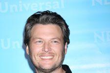Blake Shelton To Make Acting Debut In Adam Sandler's 'Ridiculous 6'