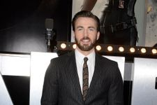 Chris Evans And Minka Kelly Spotted Together