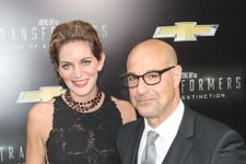 Stanley Tucci And Felicity Blunt Welcome A Son