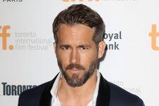 Ryan Reynolds Hit By A Car In Canada