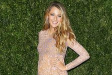 Blake Lively Debuts Baby Bump On The Red Carpet