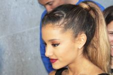 Ariana Grande Cuts It Close For Debut On U.K. TV Show