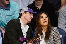 Ashton Kutcher And Mila Kunis Welcome Baby Girl