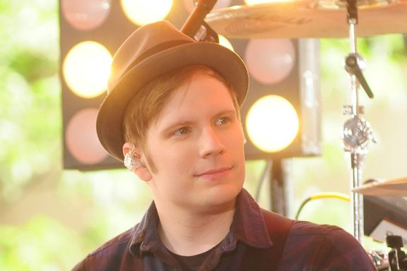 Fall Out Boy's Patrick Stump Is A Dad