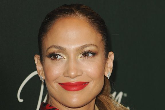 Jennifer Lopez Surprises Idol Pal At Birthday Party