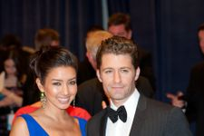 Matthew Morrison And Renee Puente Are Hitched In Hawaii