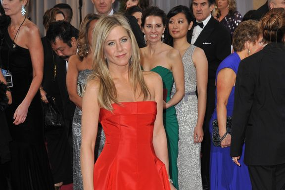 Fame10 Fashion Evolution: Jennifer Aniston