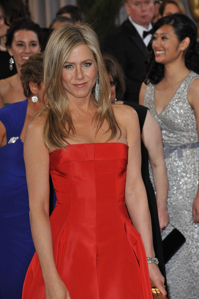 See 21 Year-Old Jennifer Aniston In Her First ET Interview! - Fame10
