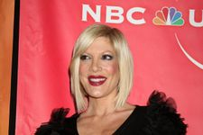Tori Spelling Recovering After Severe Burns From Hibachi Grill