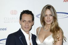 Marc Anthony Is A Married Man, Again