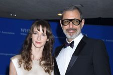 Jeff Goldblum And Emilie Livingston Wed