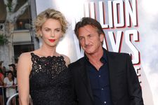 Sean Penn Says Marriage To Charlize Theron Will Be His First