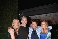 Sheen's Ex, Brett Rossi Hospitalized For Medication Reaction, Not O.D.