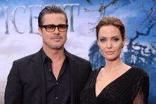 Angelina Jolie Has The Chicken Pox, Brad Steps In To Help