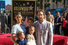 Matthew McConaughey Gets His Star With His Adorable Family