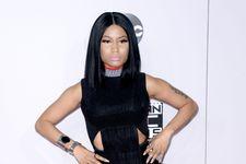 Nicki Minaj Sparks Engagement Rumors To Meek Mill With Massive Ring