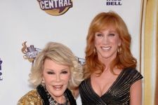 Kathy Griffin To Replace Joan Rivers On Fashion Police