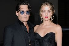 Johnny Depp, Amber Heard Reportedly On The Rocks