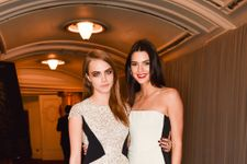 Kendall Jenner, Cara Delevingne Absent From Victoria's Secret Fashion Show