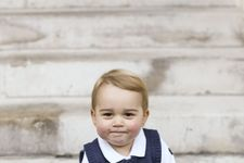 Prince William And Kate Release Adorable Holiday Photos Of Prince George