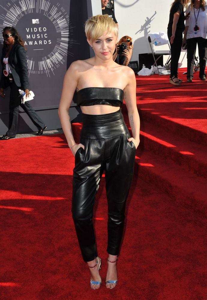 Fame10 Fashion Evolution: Miley Cyrus