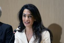 Amal Clooney Lands Teaching Job At Columbia While George Films In NYC