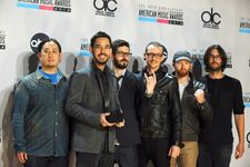 Linkin Park Cancels Tour Due To Singer's Injury