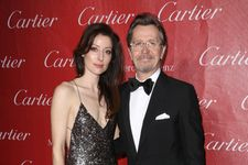 Gary Oldman's Fourth Wife Files For Divorce