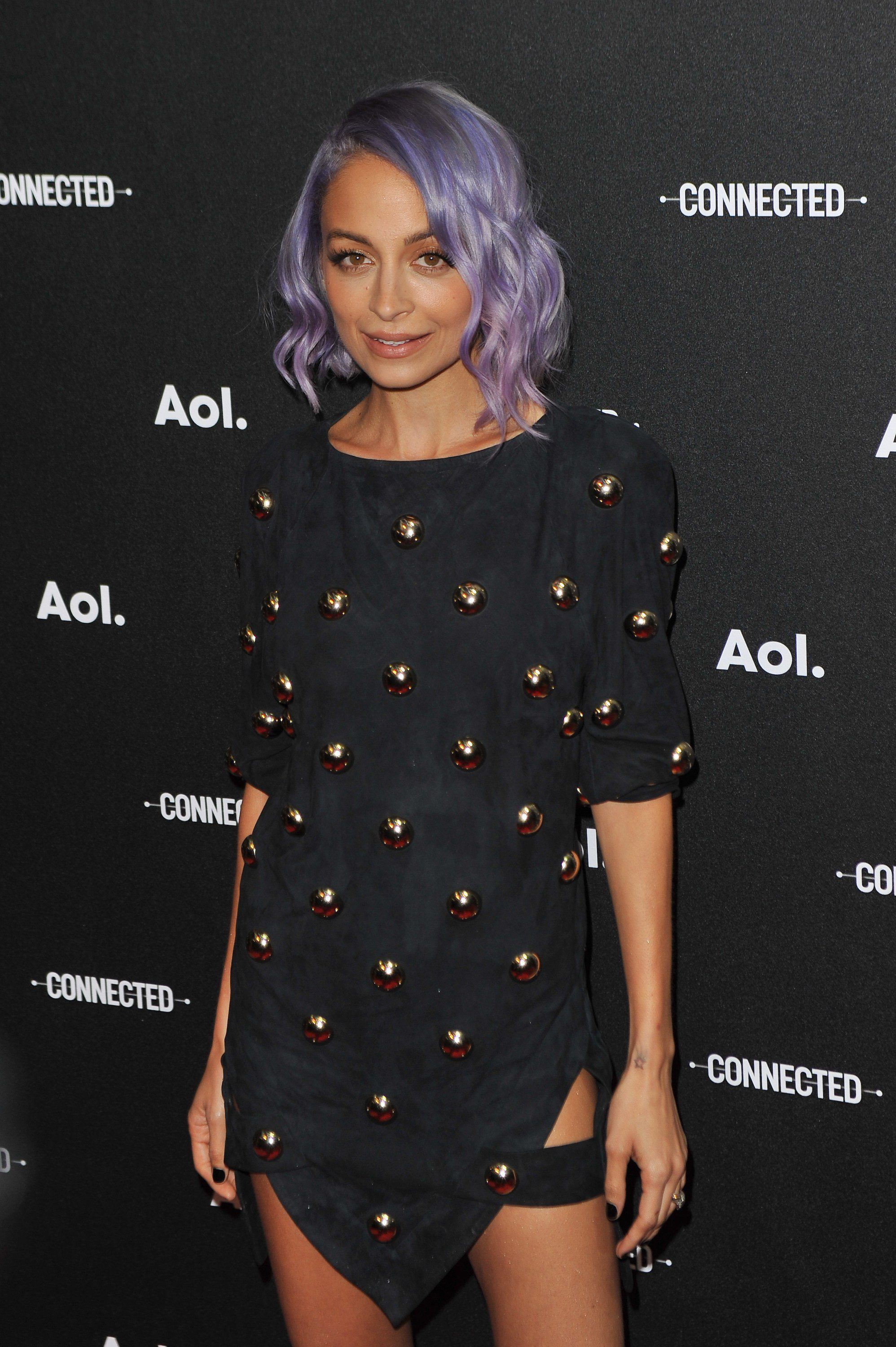 Fame10 Hair Evolution: Nicole Richie - Fame10