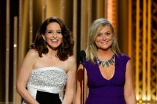 Tina Fey And Amy Poehler's Golden Globes 2015 Best Moments