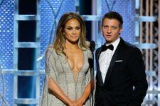 Jeremy Renner Defends Himself After J.Lo Golden Globes Joke