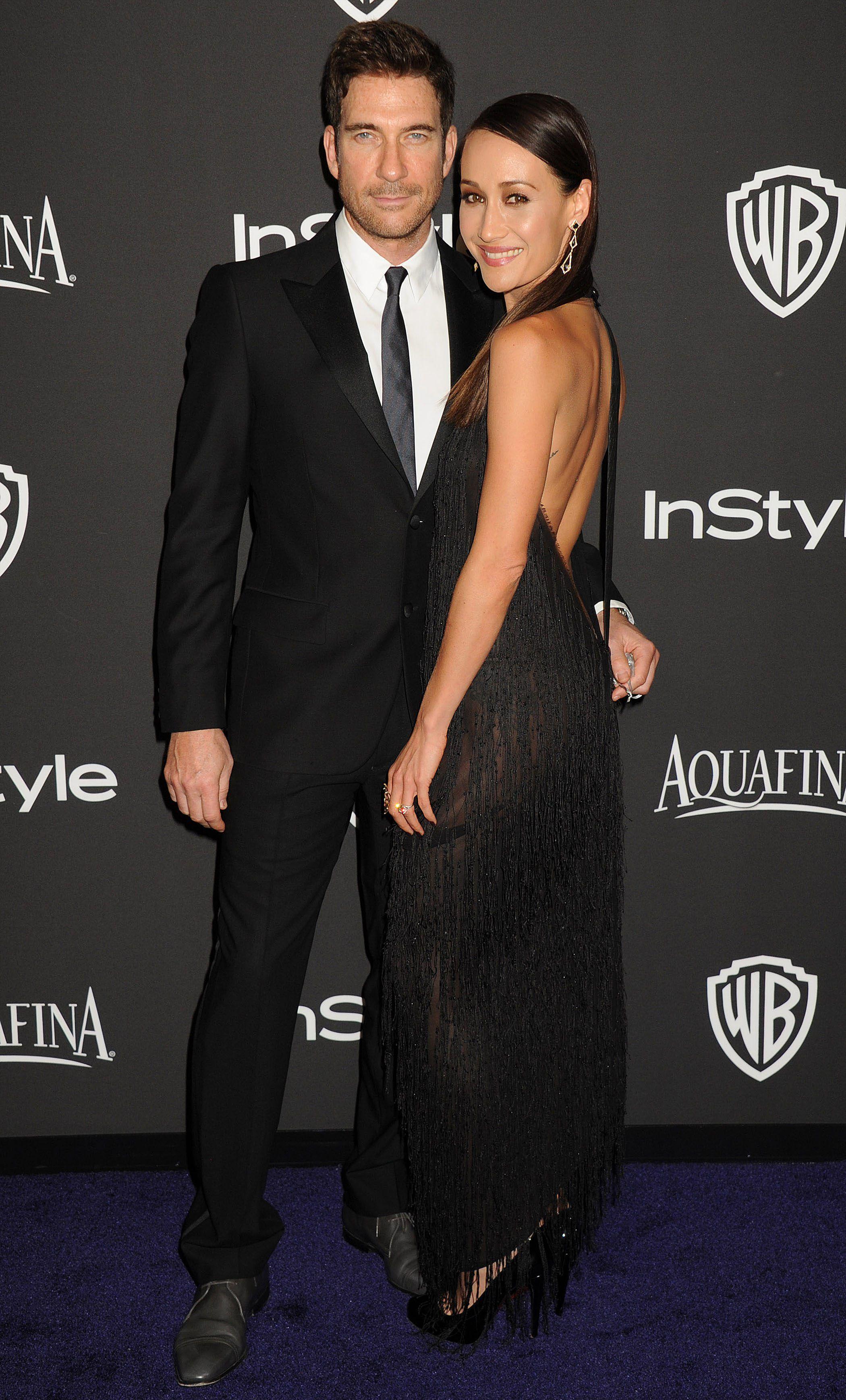 Dylan McDermott dating Stalker co-star Maggie Q - UPI.com