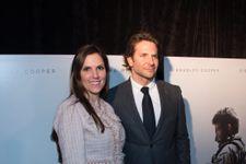 Bradley Cooper Escorts Chris Kyle's Widow To American Sniper Premiere