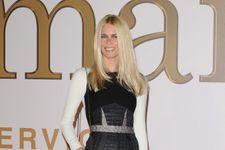 Claudia Schiffer Stuns In Rare Red Carpet Appearance