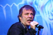 Iron Maiden's Frontman Bruce Dickinson Reveals Recent Battle With Cancer