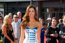 """Model Katherine Webb Fires Back At Critics Calling Her """"Too Thin"""""""