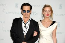 Johnny Depp And Amber Heard Are Already Married