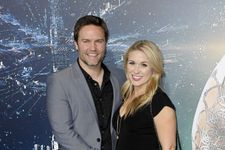 Scott Porter Is Going To Be A Dad