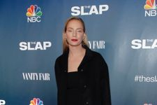 Uma Thurman Discusses Her Controversial Red Carpet Makeup Look