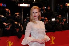 Nicole Kidman Lobs Off Her Hair For Chic New Style