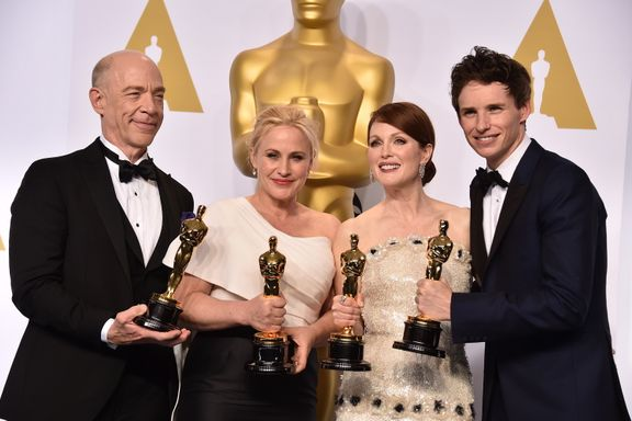 Oscars Winner List 2015: Who Took Home Gold?