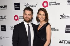 Jack Osbourne And Wife Lisa Stelly Debut Baby Bump At Oscars Party