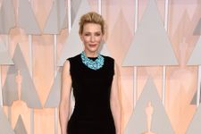 """Cate Blanchett Says She Had Relationships With Women """"Many Times"""""""